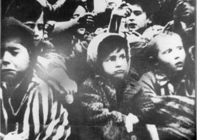 Auschwitz la Liberazione del lager