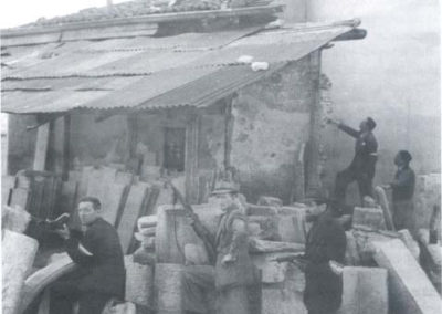 24 aprile 1945 barricate a Niguarda