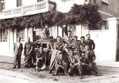 26 aprile 1945 partigiani a Niguarda